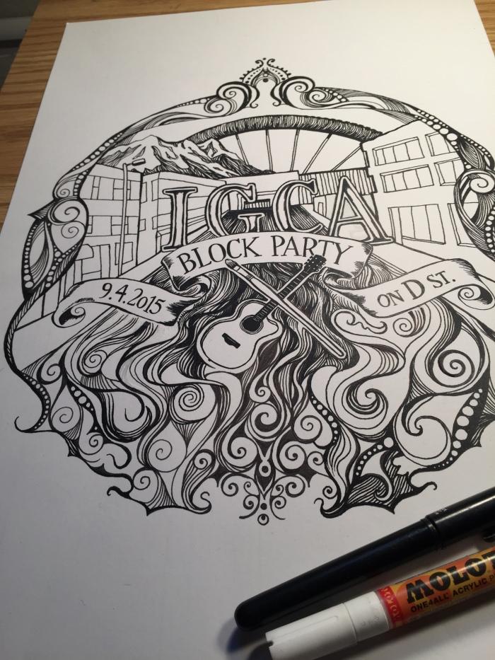 IGCA Block Party